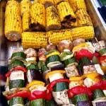 Garden Party - BBQ'd Veg