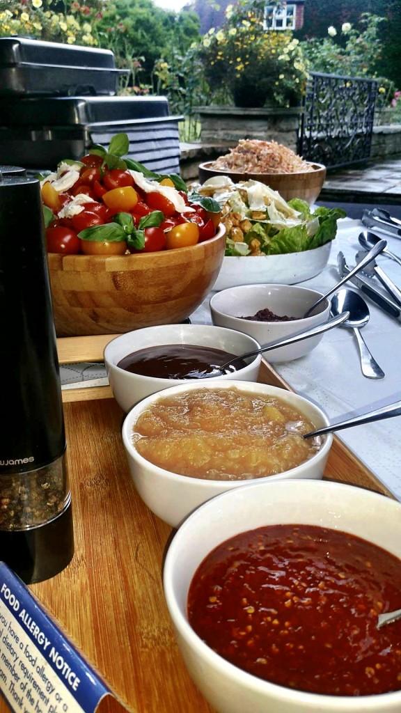 Sauces And Salads