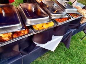 Kent - southern slow roast set up